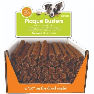 Crumps Plaque Busters w/ Chicken-1