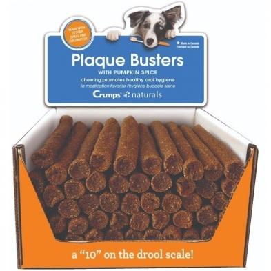 CRU Plaque Buster Pumpkin Spice-1