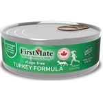 First Mate Cage Free Turkey Cat Food 3.2oz