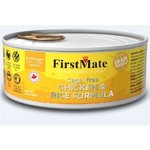 First Mate Cage Free Chicken & Rice Cat 5.5oz