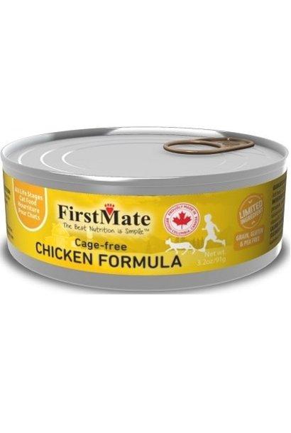 Cage Free Chicken Cat 3.2oz