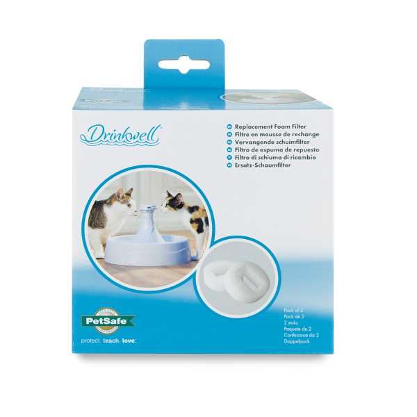 Drinkwell Replacement Foam Filter-1