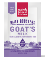 Honest Kitchen Daily Boosters Goat's Milk Single Serve Pack 5 g