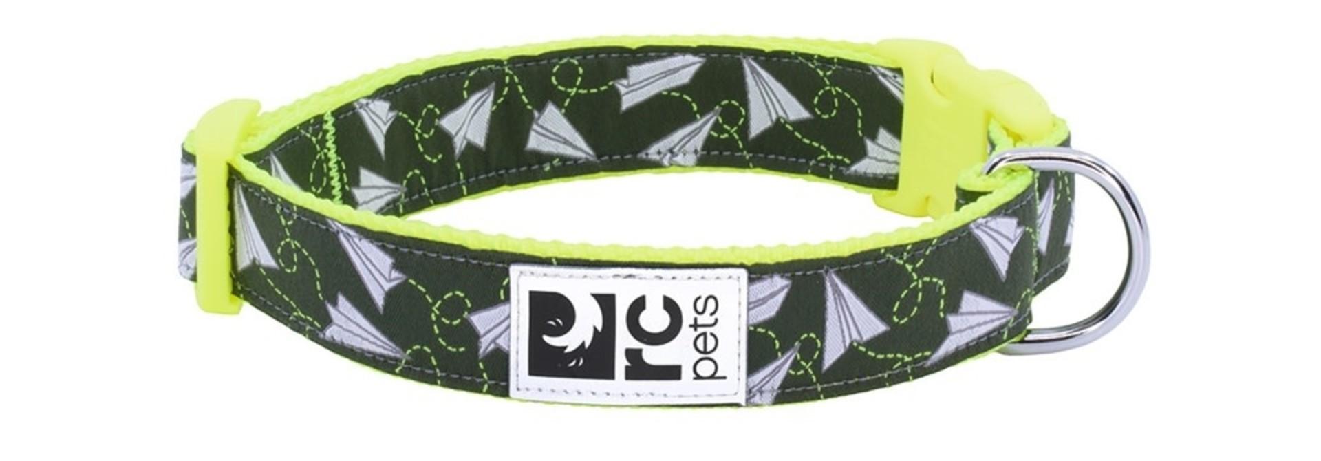 Clip Collar XS 5/8 Paper Planes