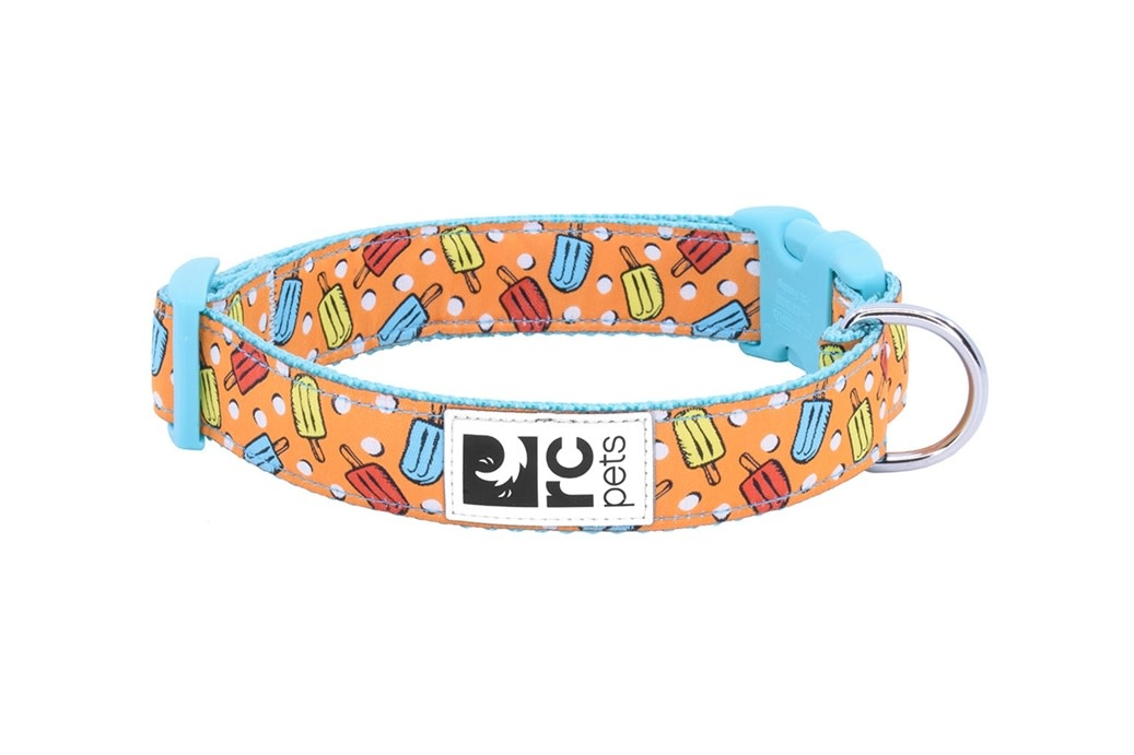 Clip Collar - Popsicle-1