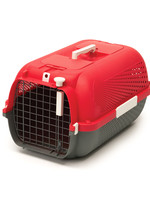 CatIt Voyageur Cat Carrier- Medium- Cherry Red