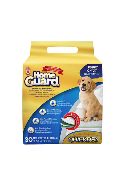 Home Guard Training Pads - Puppy - 30pk