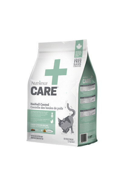 Hairball Control Food for Cats - 2.27kg (5lb)