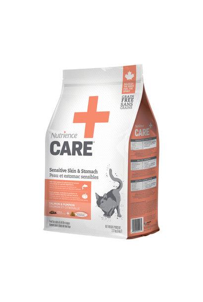 Sensitive Skin & Stomach Cat Food 2.27kg (5lb)