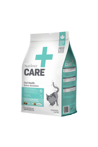 Oral Care for Cats-Food-1.5kg (3lb)