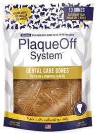 Dental Care Bones Chicken & Pumpkin-1