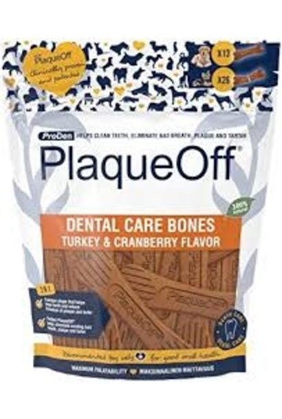 Dental Care Bones Turkey & Cranberry
