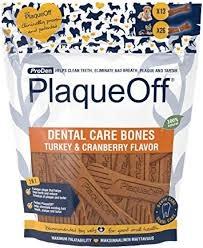 Dental Care Bones Turkey & Cranberry-1