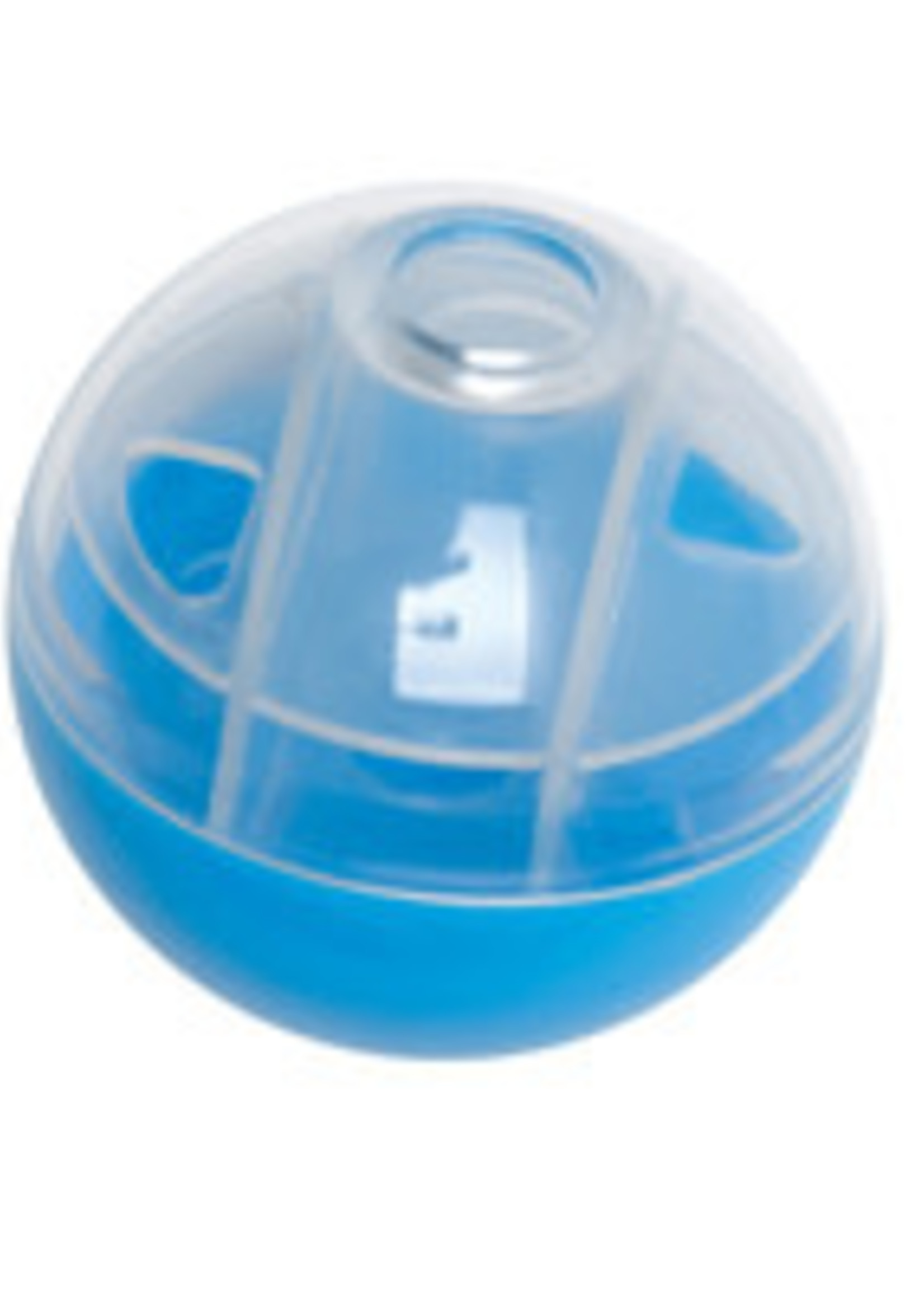Cat Love Cat Toy - Blue Treat Ball