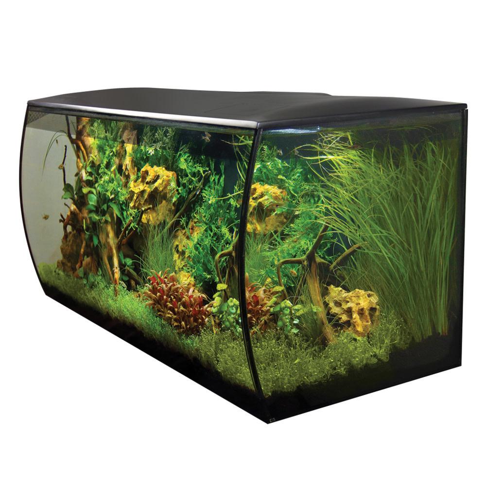 FLEX Aquarium Kit - Black - 123 L (32.5 US Gal)-2