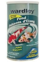 WARDLEYS WARD Pond Ten Food Stix