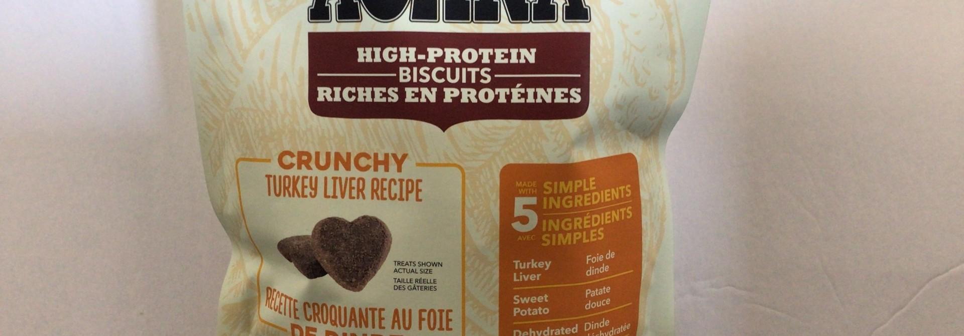 Crunchy Turkey Liver Treat-Small-255gm