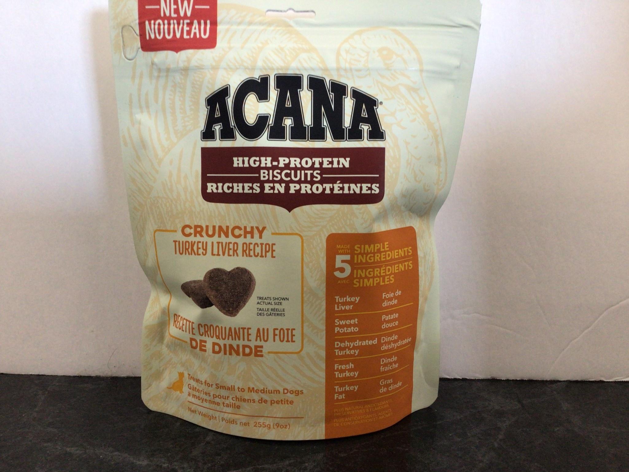 Crunchy Turkey Liver Treat-Small-255gm-1