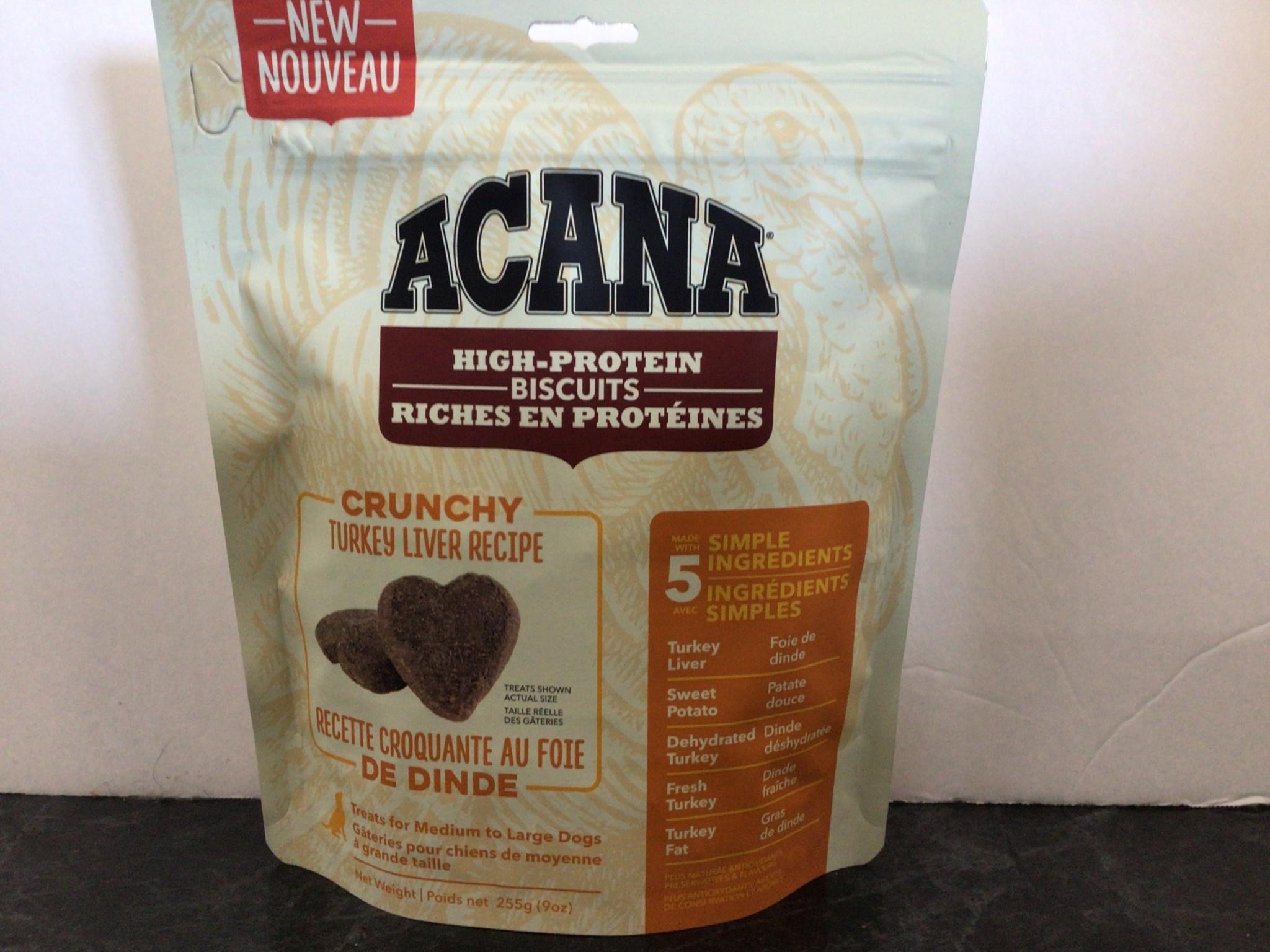 Crunchy Turkey Liver Treat-Medium/Large-255gm-1