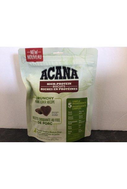 Crunchy Pork Liver Treat-Small-255gm