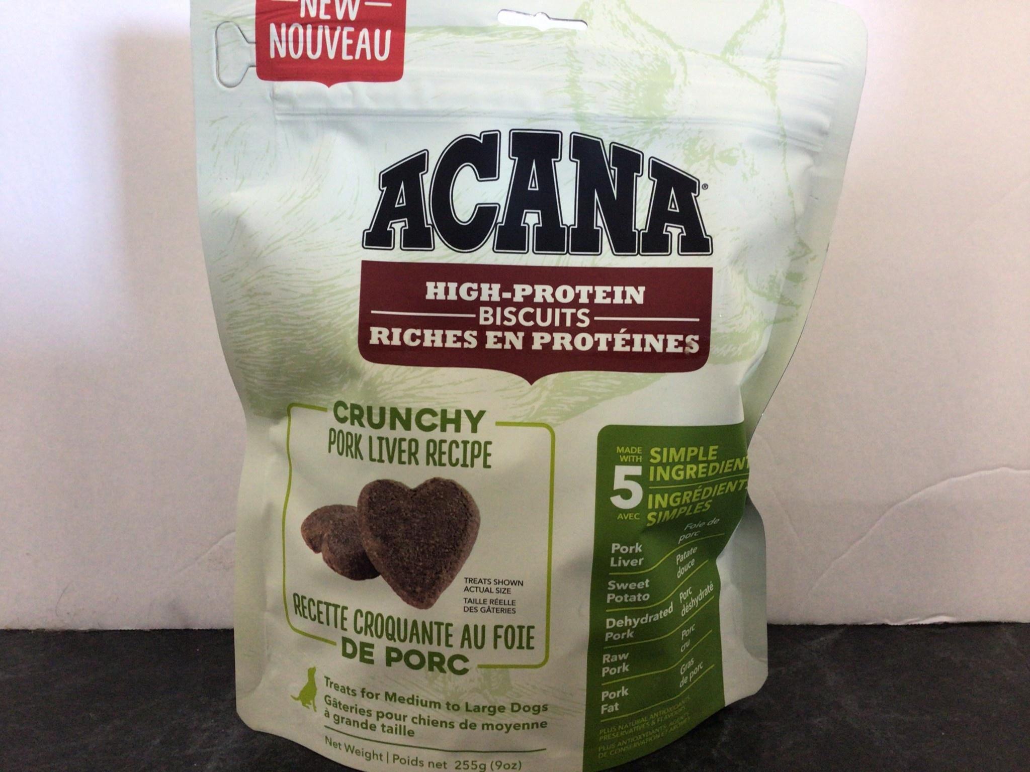 Crunchy Pork Liver Treat-Medium/Large-255gm-1