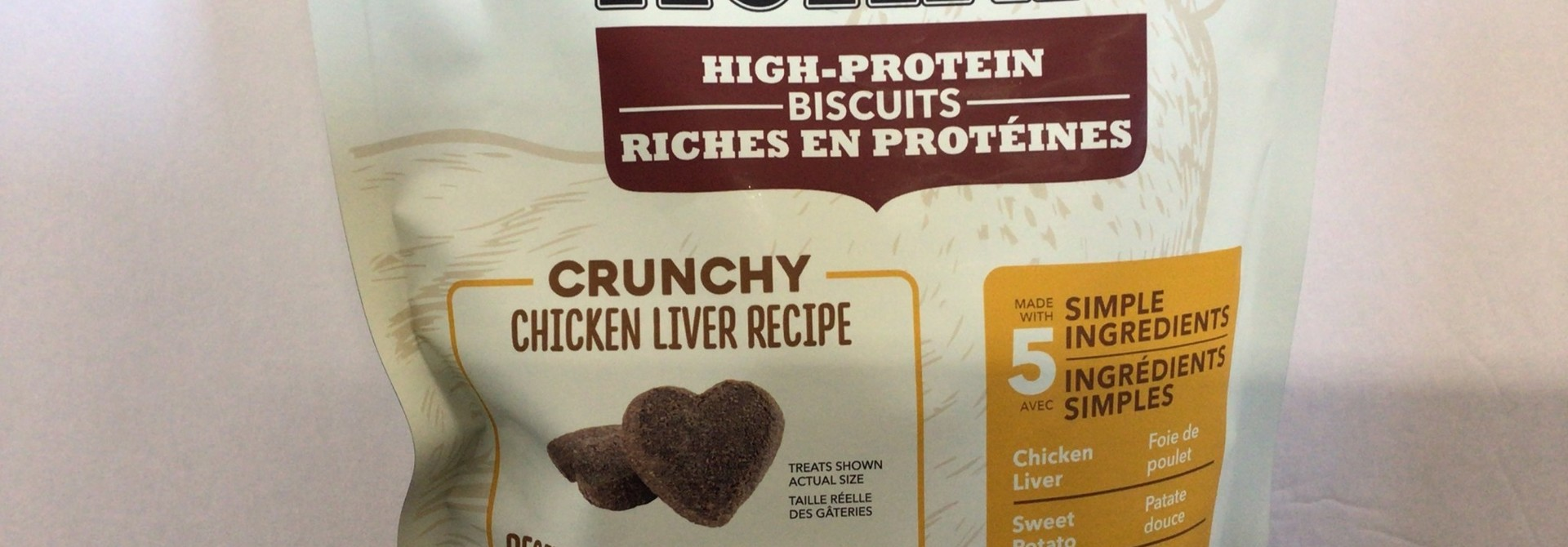Crunchy Chicken Liver Treat-Small-255gm