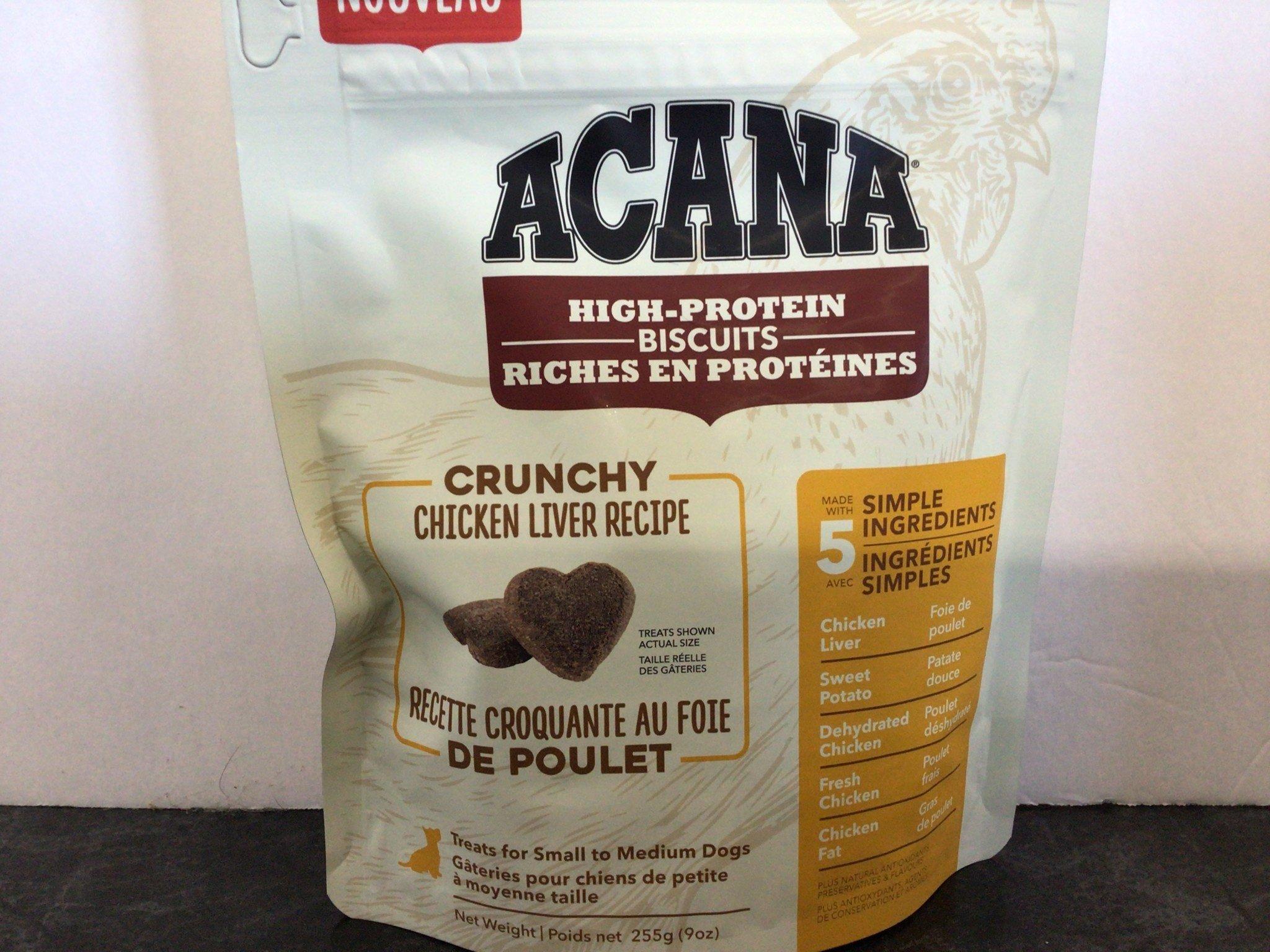 Crunchy Chicken Liver Treat-Small-255gm-1