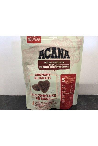Crunchy Beef Liver Treat-Medium/Large-255gm