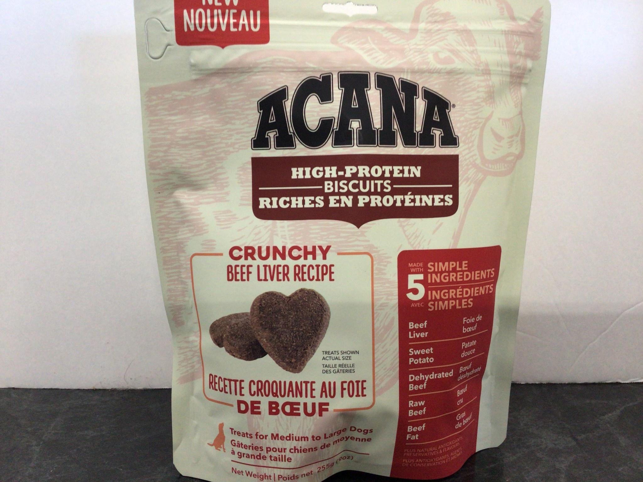 Crunchy Beef Liver Treat-Medium/Large-255gm-1