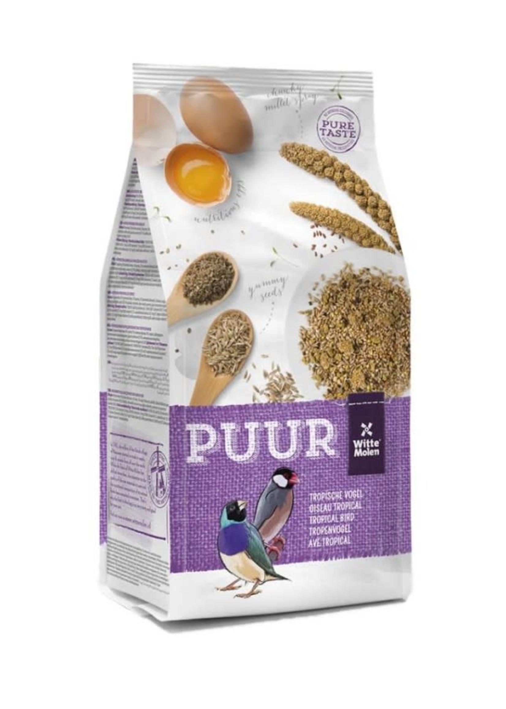 PUUR Tropical Bird Food 2kg