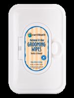 Earthbath Grooming Wipes-Oatmeal & Aloe 100ct