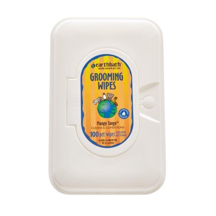 Grooming Wipes Mango Tango  100 ct. Tub-1