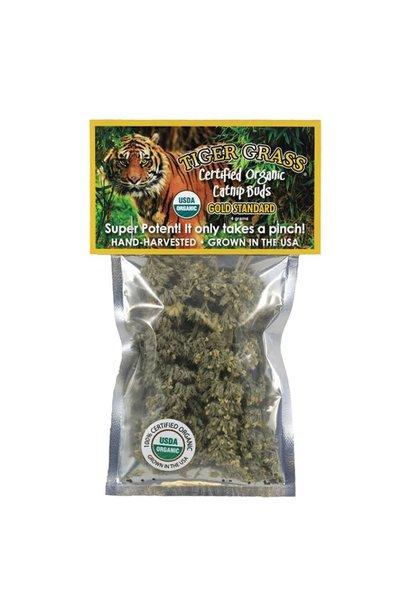 Tiger Grass Catnip Bud 4g