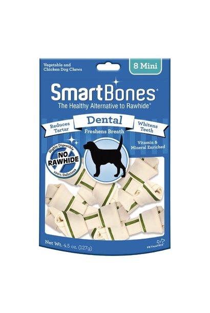 Dental Mini Chews 8PK