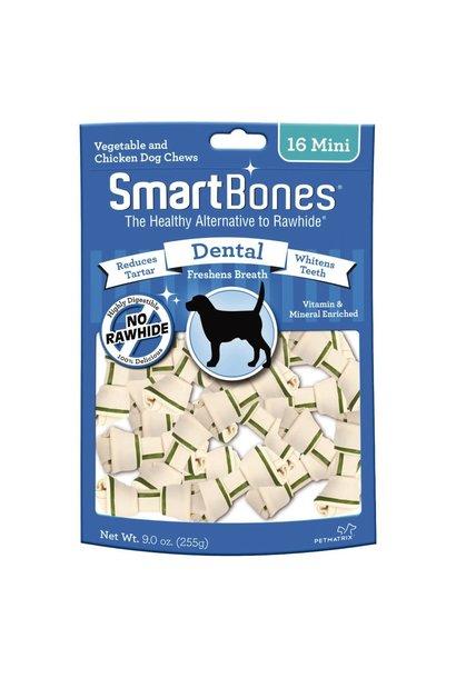Dental Mini Chews 16PK