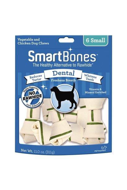 Dental Small Chews 6PK
