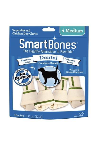 Dental Medium Chews 4PK