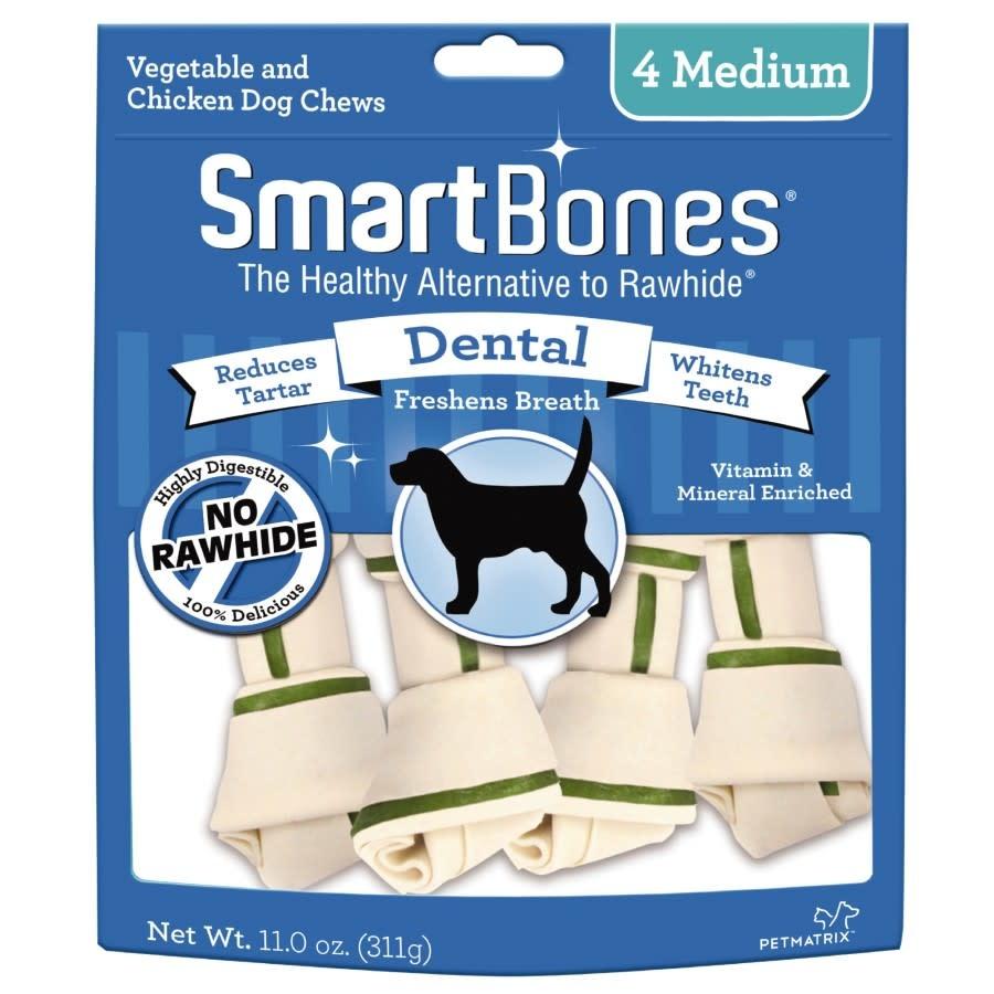 Dental Medium Chews 4PK-1