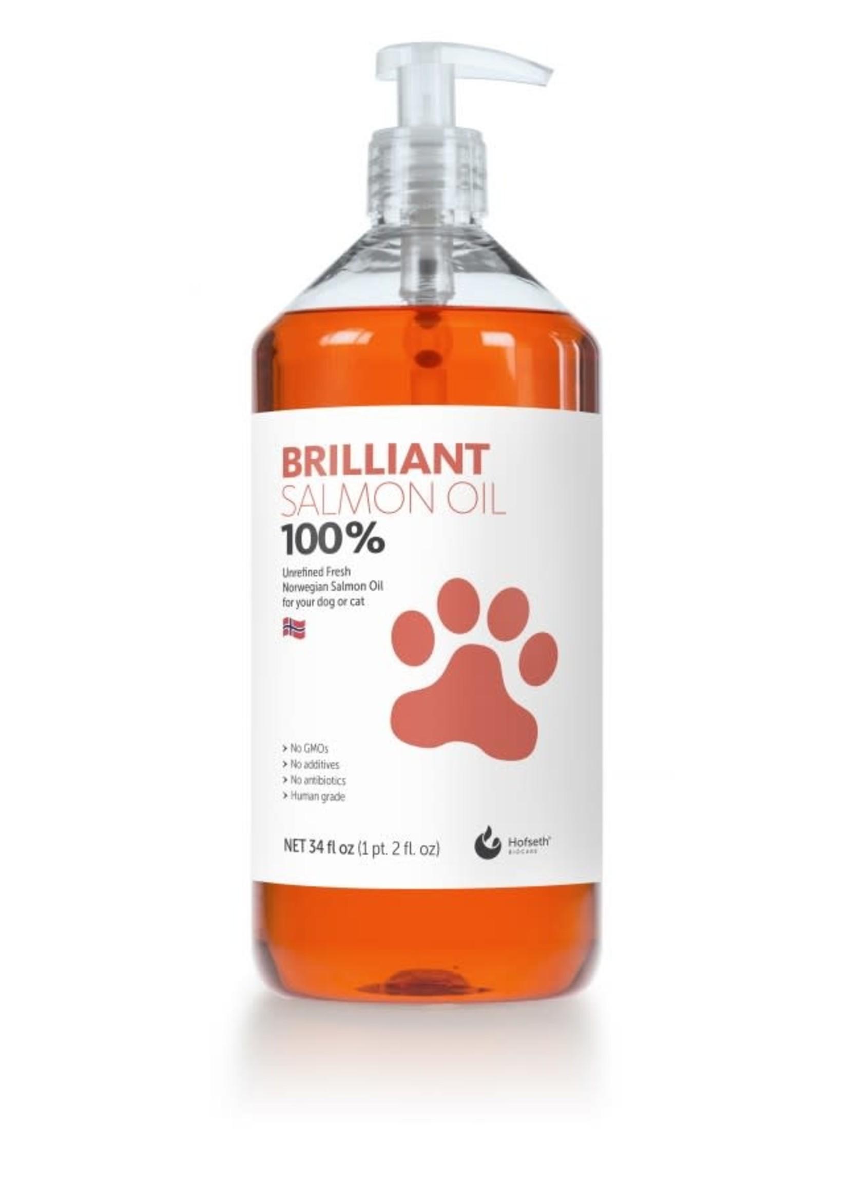 Brilliant Salmon Oil - 1L