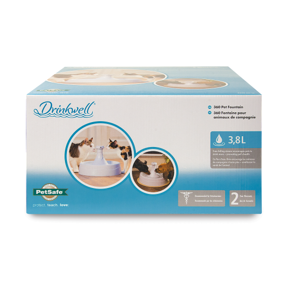 Drinkwell 360 Pet Fountain-1