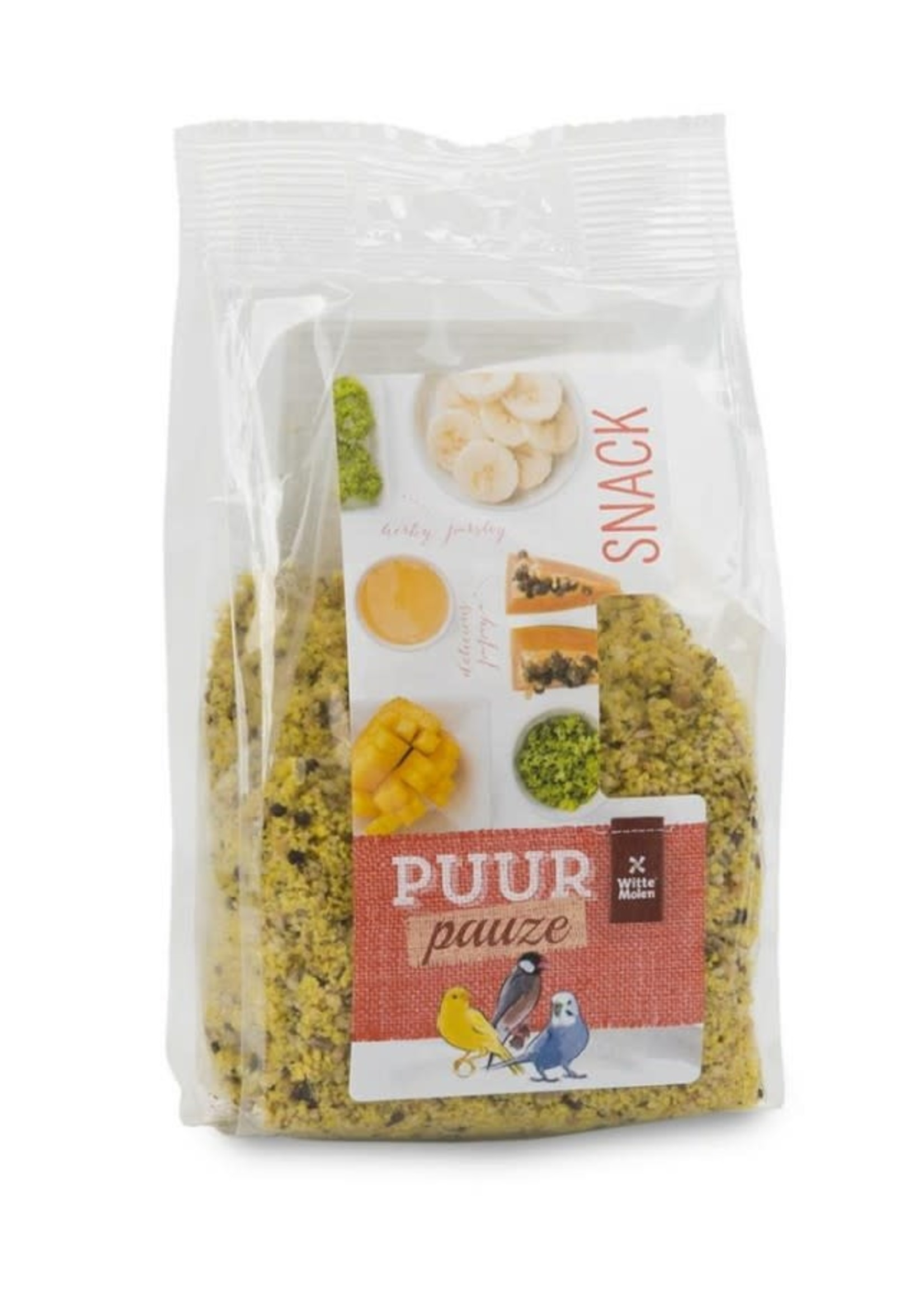 PUUR Fruit & Herb Crumble 200gr