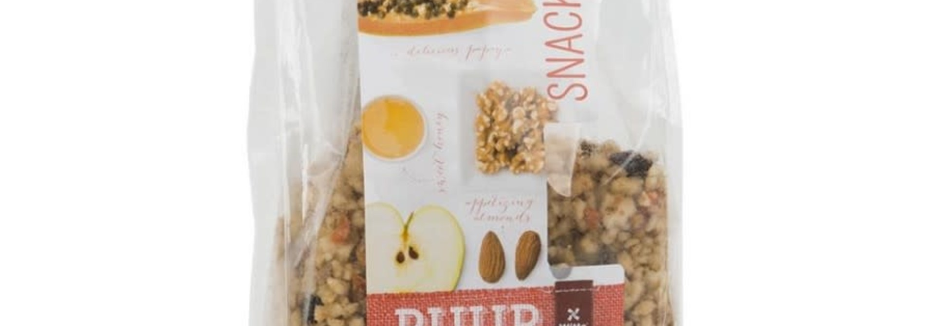 Fruit & Nuts Crumble 200gr