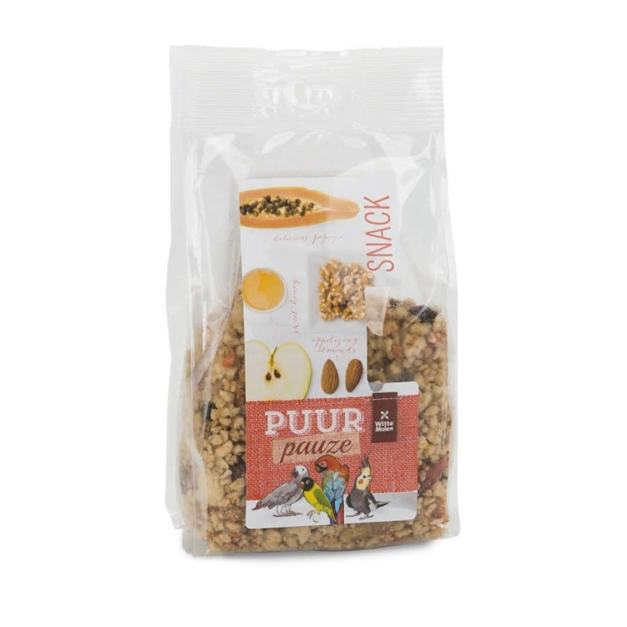 Fruit & Nuts Crumble 200gr-1