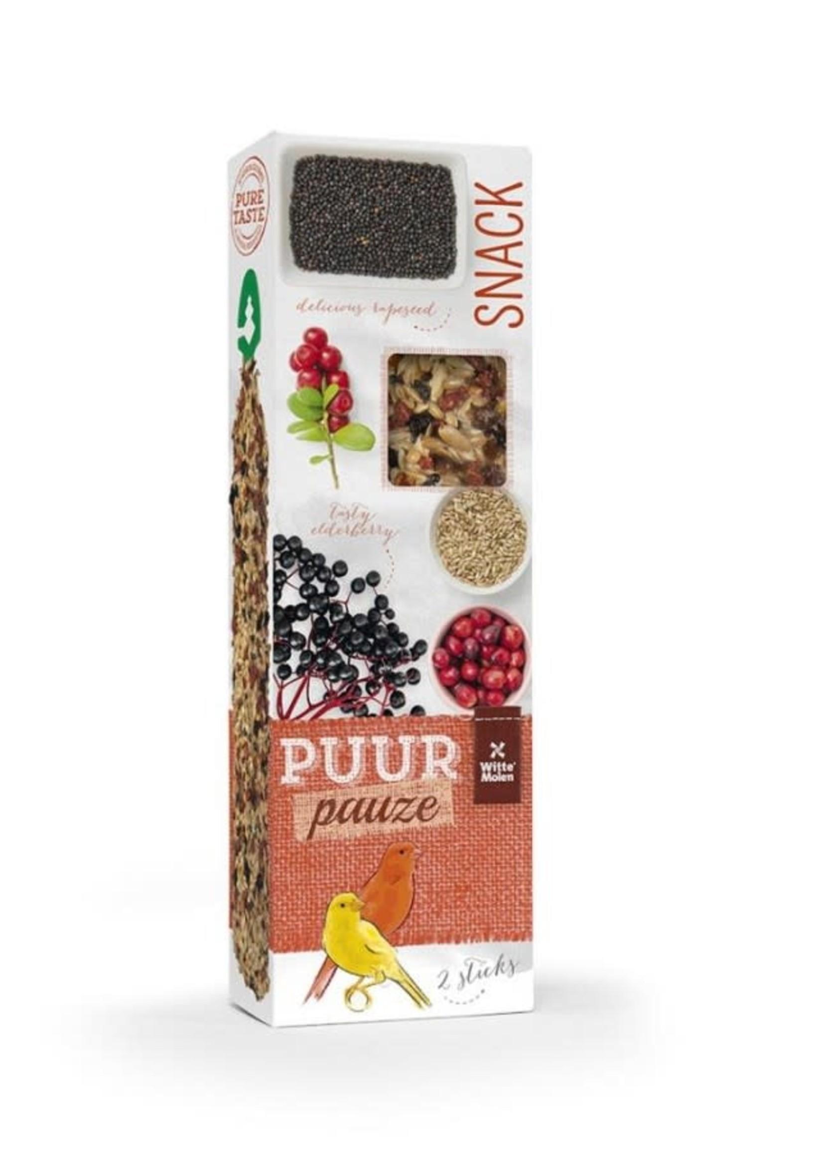PUUR Canary - Elderberry/Cranberry Sticks