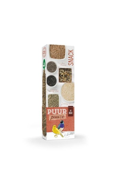 Birds- Super Seeds Treat Sticks