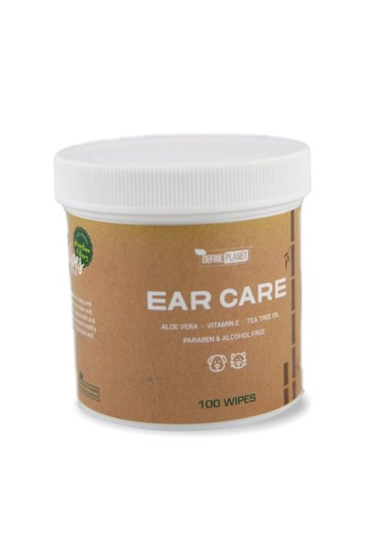 BooWipes Ear Care Wipes 100ct
