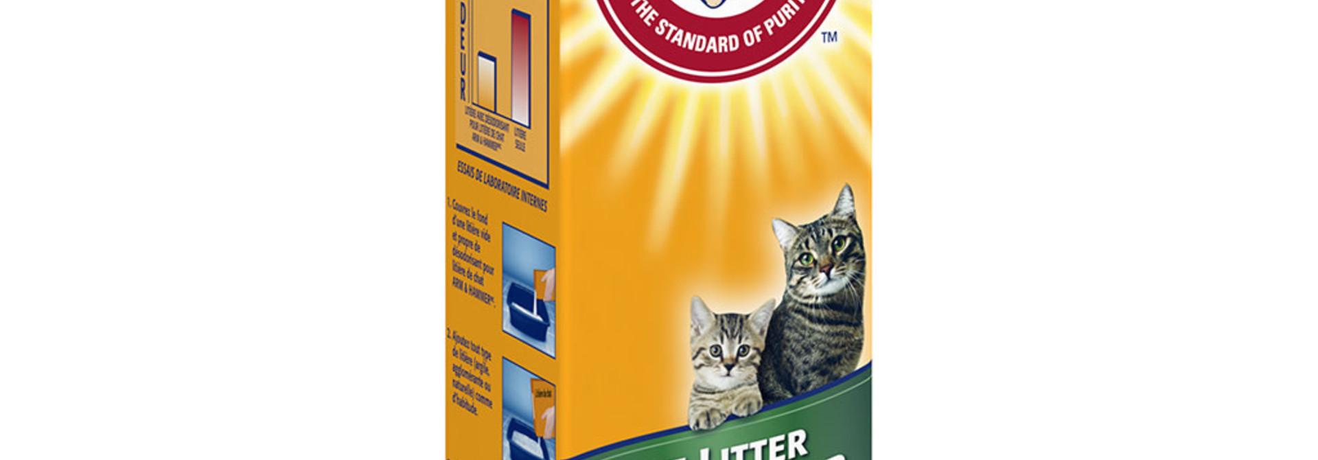 A&H Cat Litter Deodorizer 12/500GM