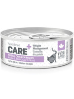 Nutrience Care - Weight Control- Cat Food 156g