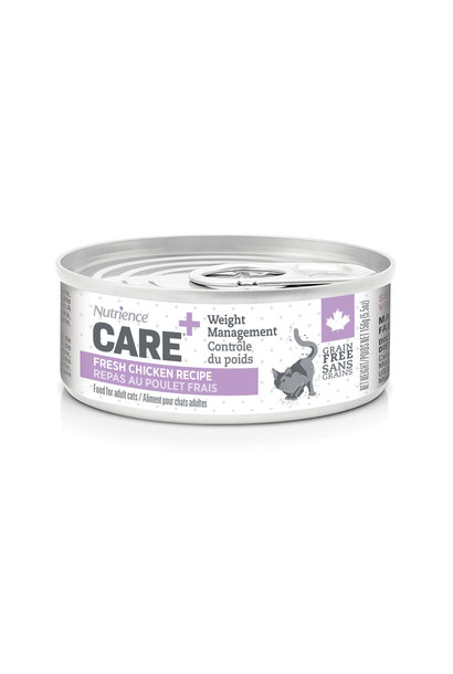 Care - Weight Control- Cat Food 156g
