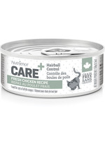 Nutrience Care - Hairball Control- Cat Food 156g